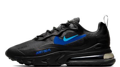 Nike Air Max 270 React Just Do It Black CT2203-001