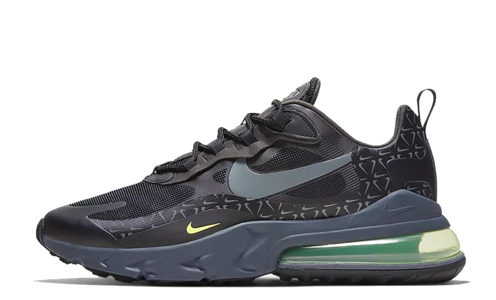 Nike Air Max 270 React Just Do It Pack Black CT2538-001