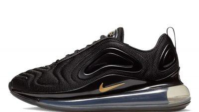Nike Air Max 720 Black Gold CT2548-001