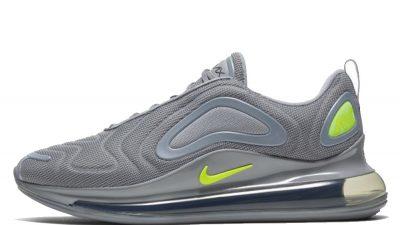 Nike Air Max 720 Grey Volt CT2204-001