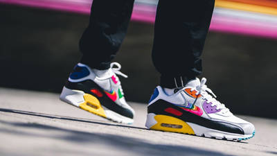 Nike Air Max 90 Be True   Where To Buy   CJ5482-100   The Sole ...