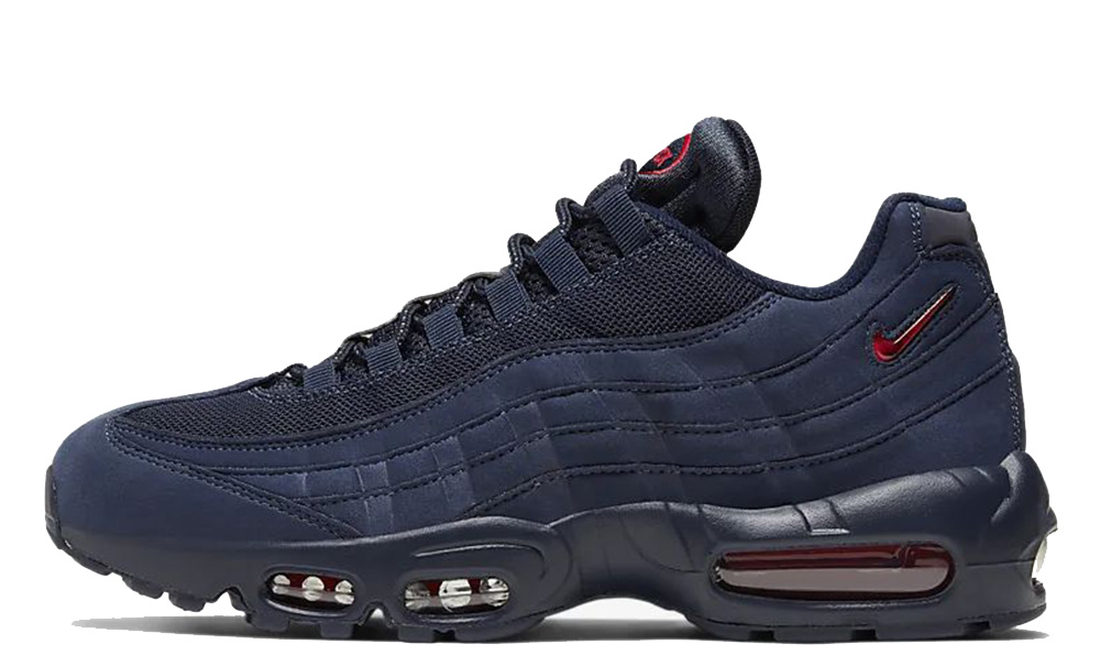 Nike Air Max 95 Navy Red CQ4024-400