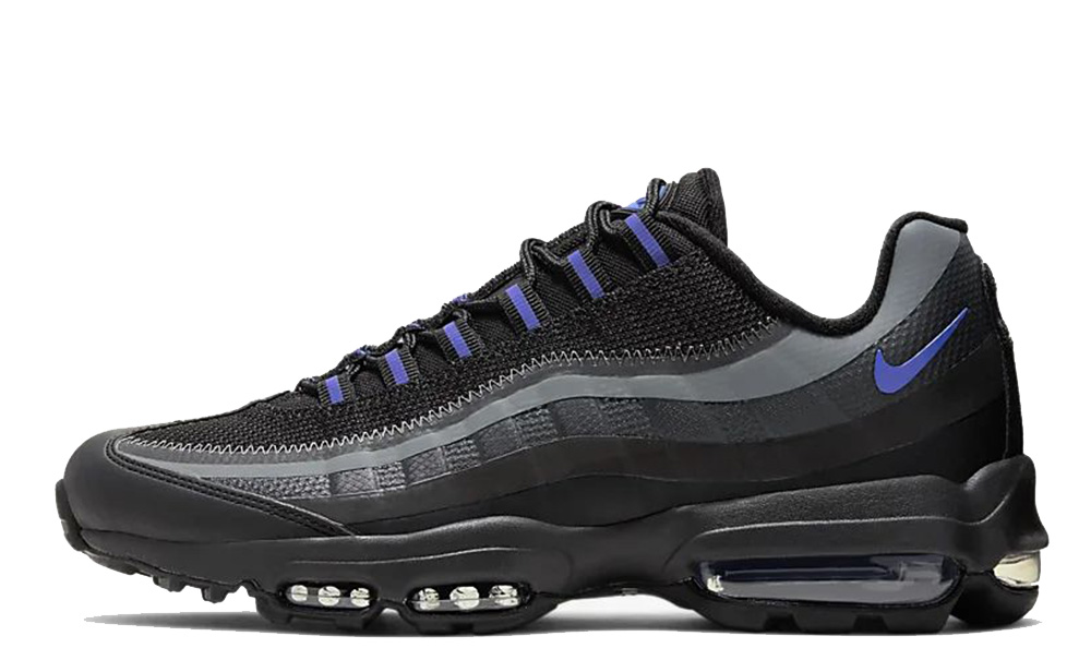 Nike Air Max 95 Ultra Black Grey CQ4025-001