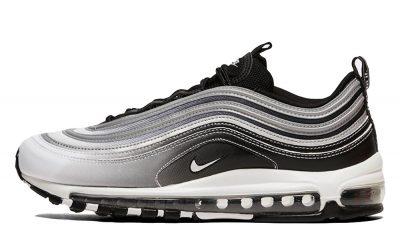Nike Air Max 97 Black White Reflective