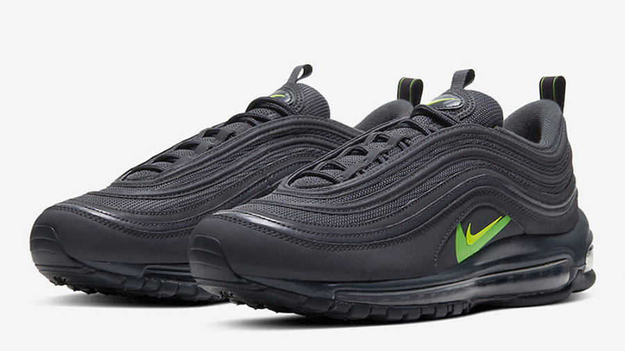 Nike Air Max 97 Just Do It Pack Black
