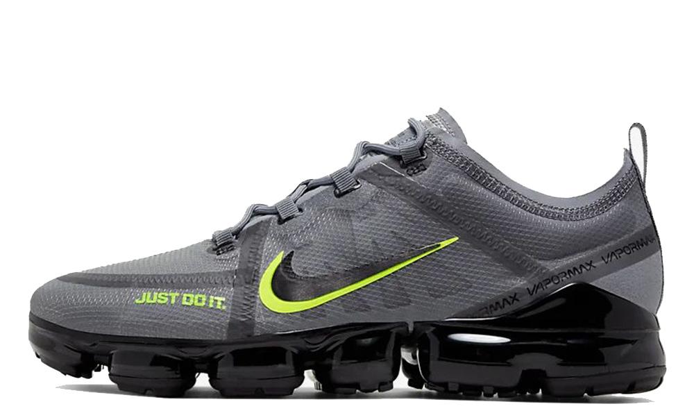 Nike Air VaporMax 2019 DRT Grey Volt CV3417-001