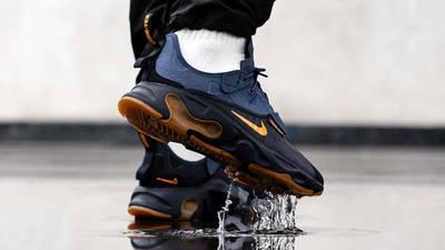 Nike React Type GTX Black Ceramic On Foot