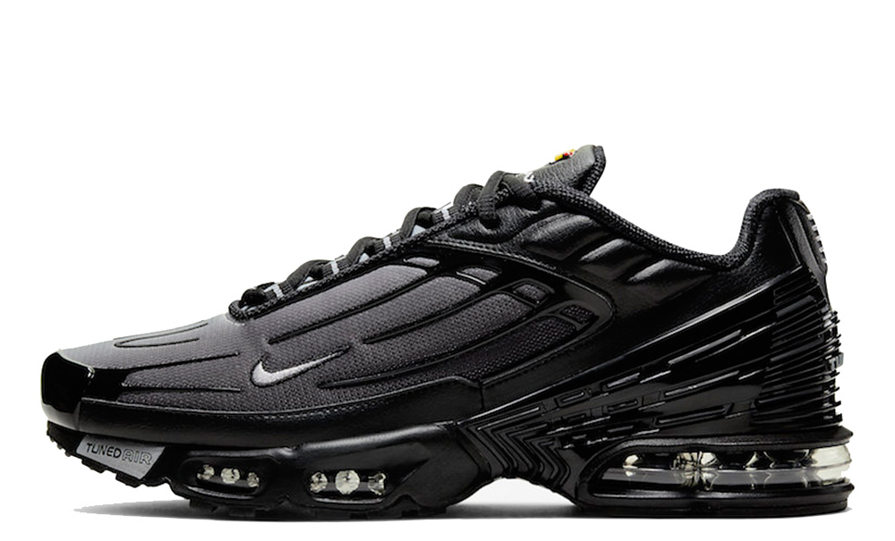 Nike TN Air Max Plus 3 Black CJ9684-002