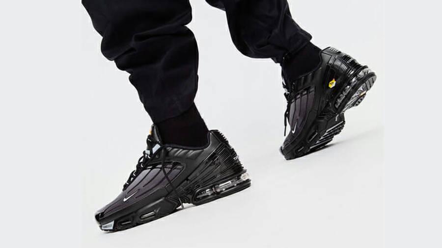 Nike TN Air Max Plus 3 Black | Where To Buy | CJ9684-002 | The ...