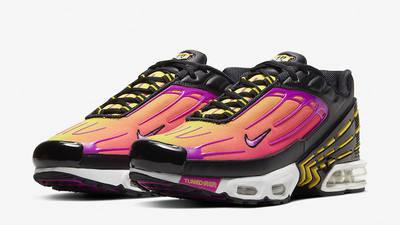 Nike TN Air Max Plus 3 Hyper Violet | Where To Buy | CJ9684-003 ...
