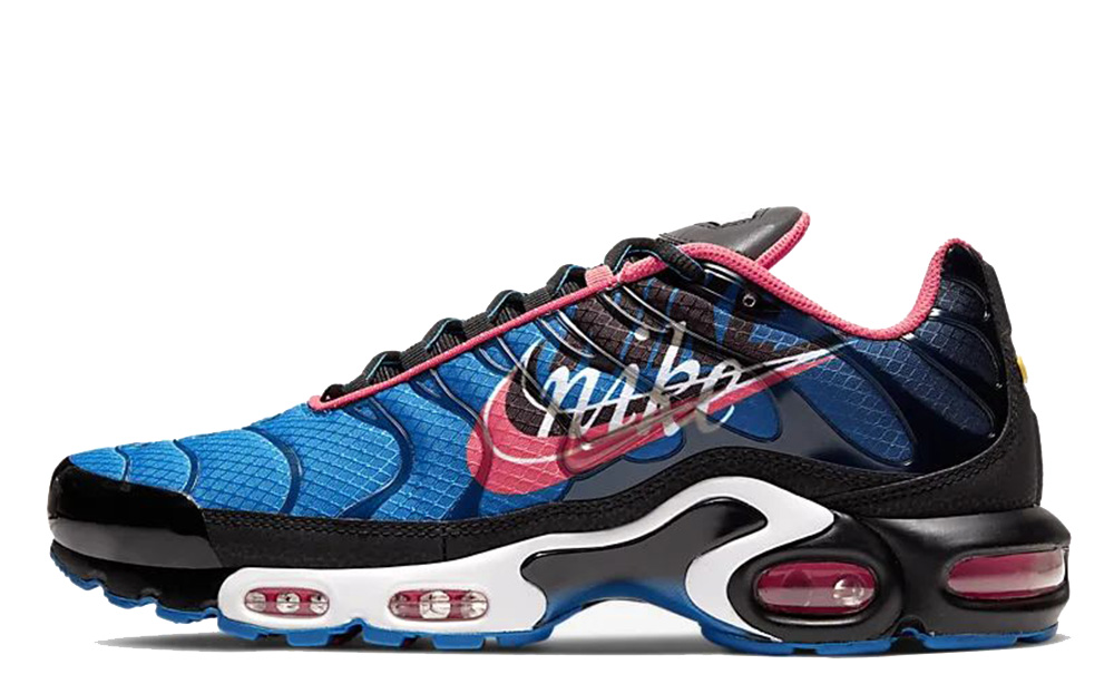 Nike TN Air Max Plus COS Imperial Blue CT1618-400