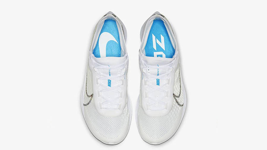 Nike Zoom Fly 3 White BV7778-100 middle