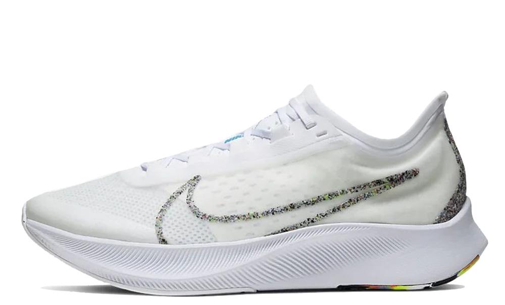 Nike Zoom Fly 3 White BV7778-100