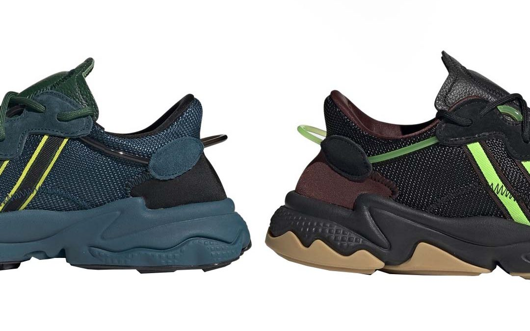 Pusha T And adidas Release Two New Ozweego Colourways | The