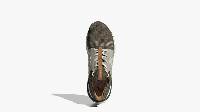 Wood Wood x adidas Ultra Boost 19 Olive EG1728 middle