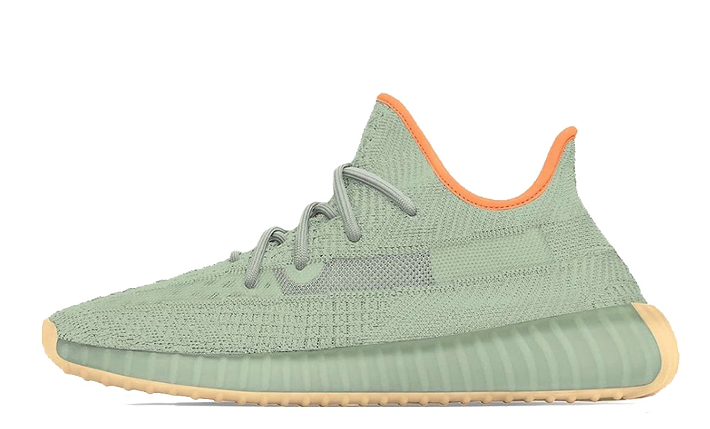 finest selection online for sale official shop Yeezy Boost 350 V2 Desert Sage - Where To Buy - TBC | The Sole ...