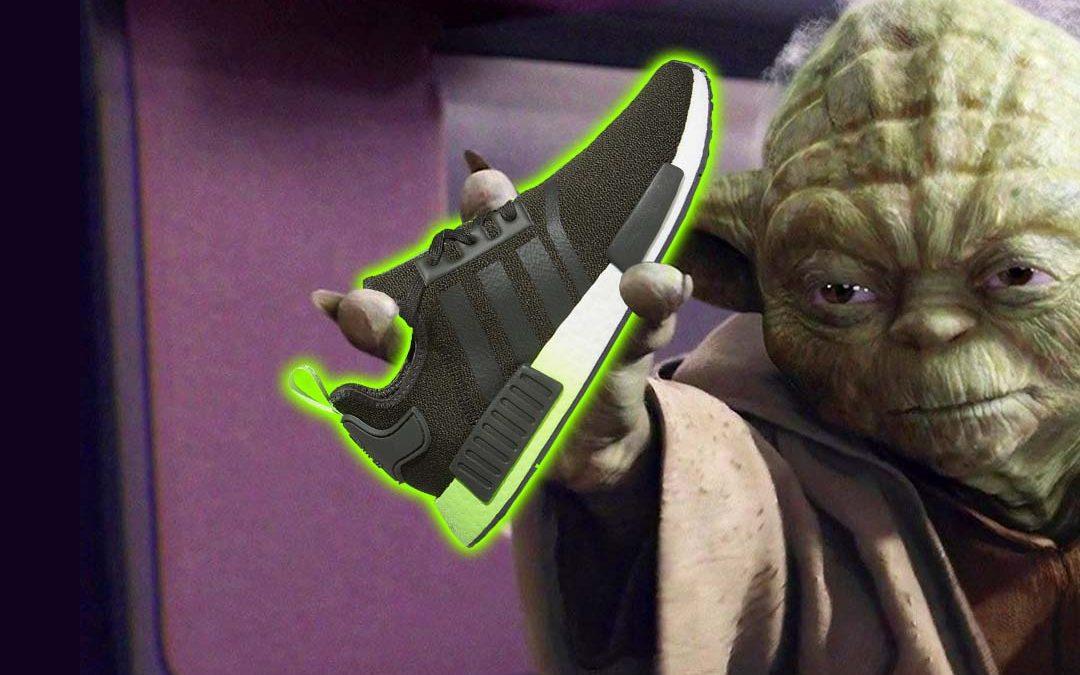 Star Wars x adidas NMD R1 'Yoda'