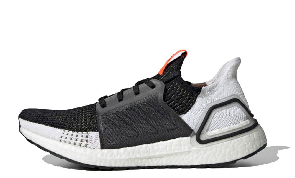 adidas Ultra Boost 19 Black Red G27132