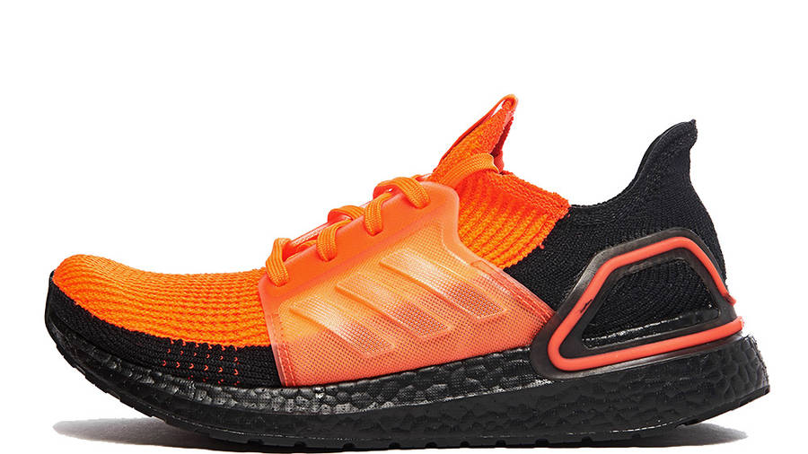 adidas Ultra Boost 19 Solar Red | Where To Buy | G27131 | The Sole ...