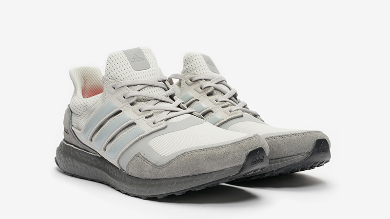 adidas Ultra Boost Grey White EF2026 front