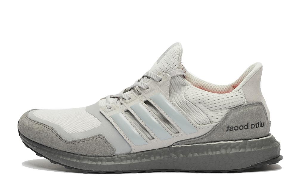 adidas Ultra Boost Grey White EF2026