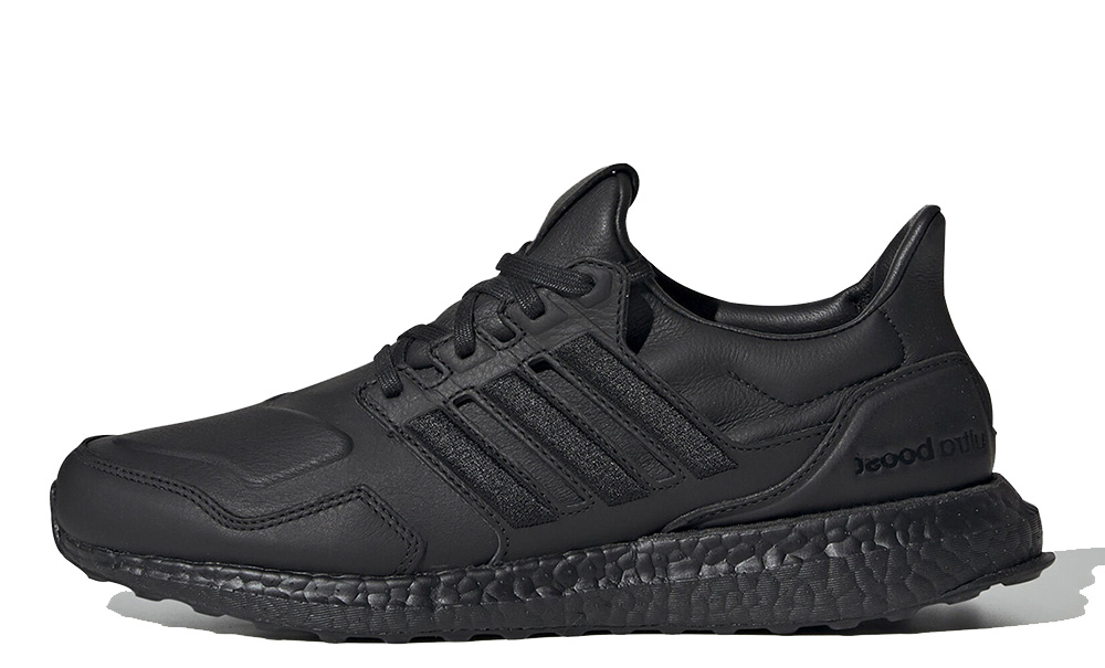 adidas Ultra Boost Premium Black