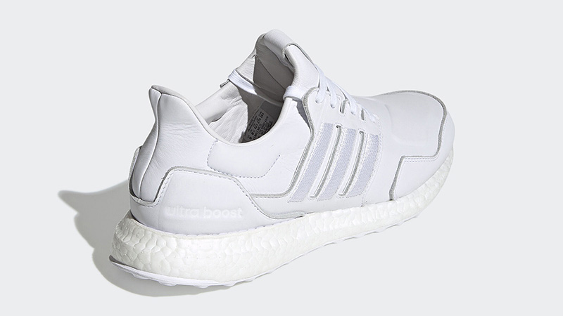 adidas Ultra Boost Premium White back