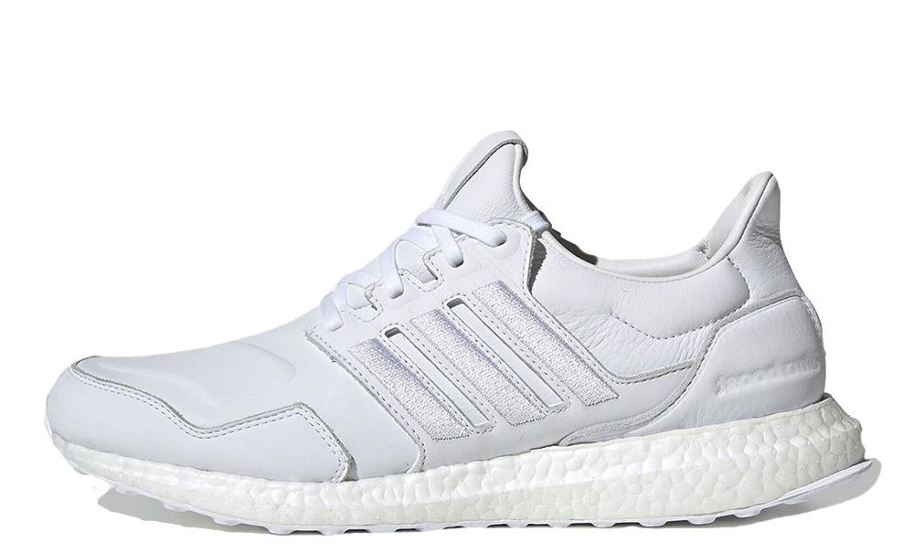 adidas Ultra Boost Premium White