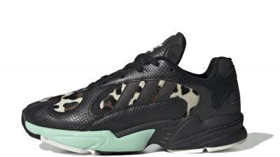 adidas Yung 1 Black Mint MFV6448