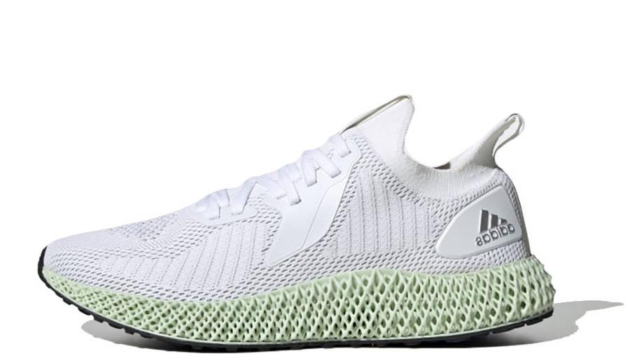 adidas alphaedge 4D Parley White
