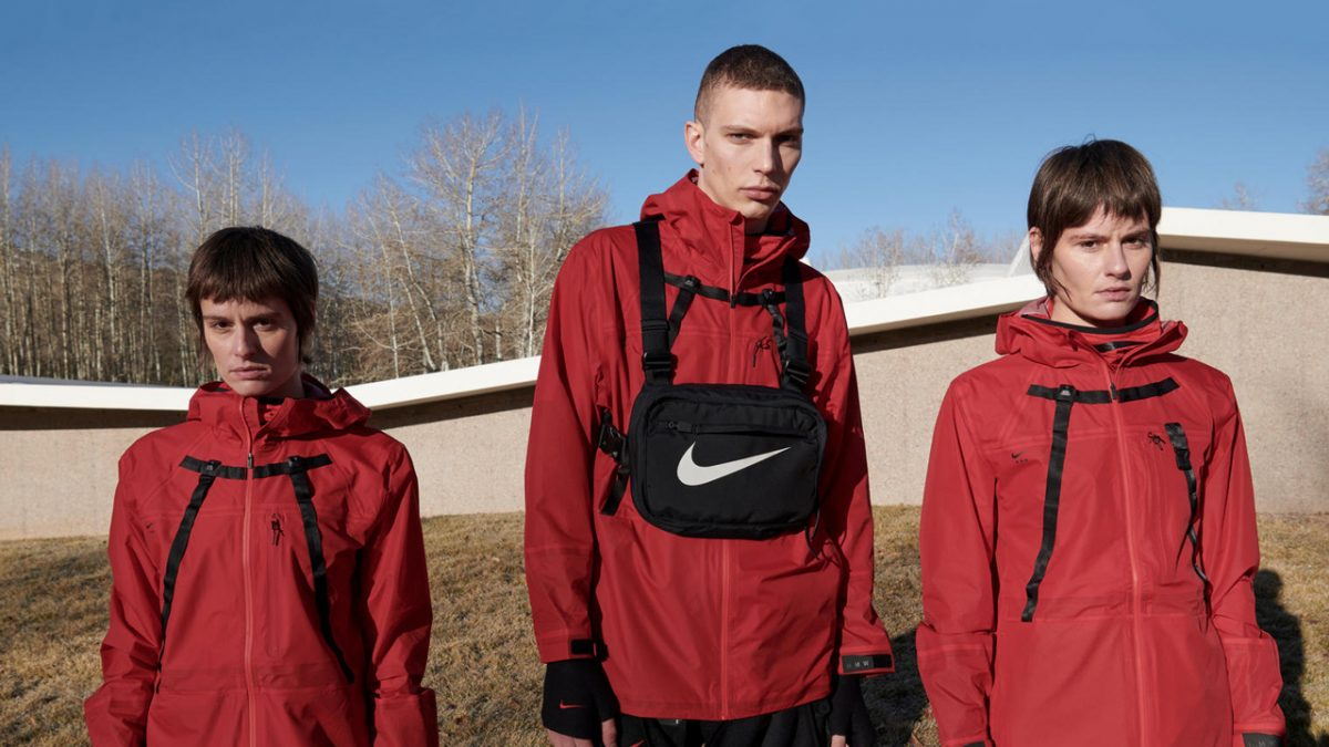 The Matthew M Williams x Nike Series 003 Collection Arrives Soon
