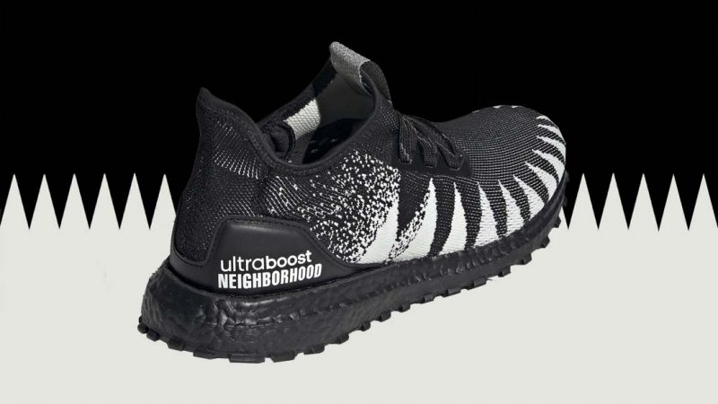 First Look At The NEIGHBORHOOD x adidas Ultra Boost Uncaged