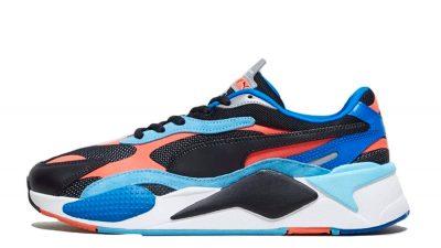 puma rs-x3 orange blue