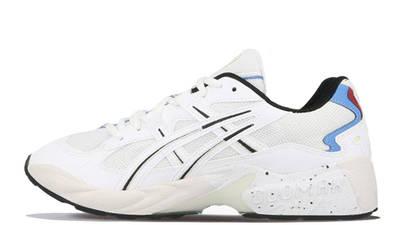ASICS GEL-Kayano 5 White Red 1021A280-100