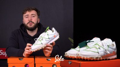 Off-White x Nike Waffle Racer Unboxing | Review, Hype & Honest Opinion
