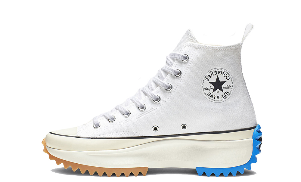 JW Anderson x Converse Run Star Hike White 164665C