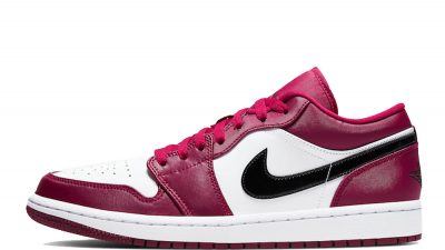 Jordan 1 Low Noble Red 553558-604