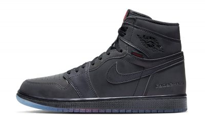 Jordan 1 Zoom Fearless Black BV0006-900