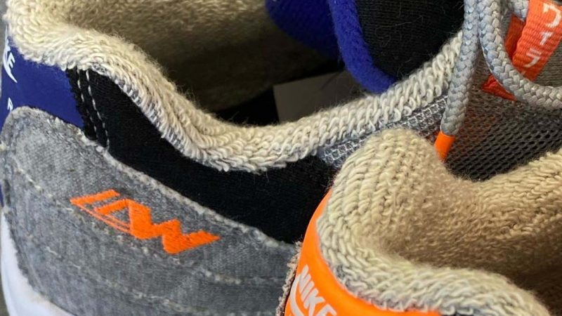 A Loopwheeler x Nike Air Max Collaboration Is In The Works