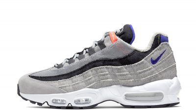 Loopwheeler x Nike Air Max 95 Grey CQ7853-001