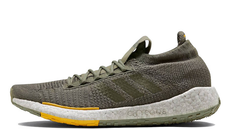 Monocle x adidas Pulseboost HD Olive   Where To Buy   EG2661   The ...