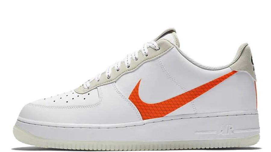Nike Air Force 1 07 LV8 White Orange