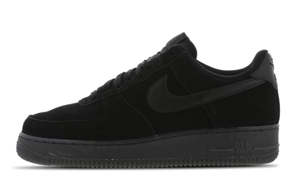 Nike Air Force 1 Low Black BQ4329-002