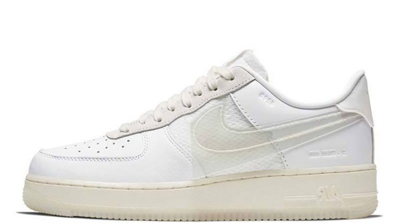 Nike Air Force 1 Low DNA White - Where To Buy - CV3040-100 ...