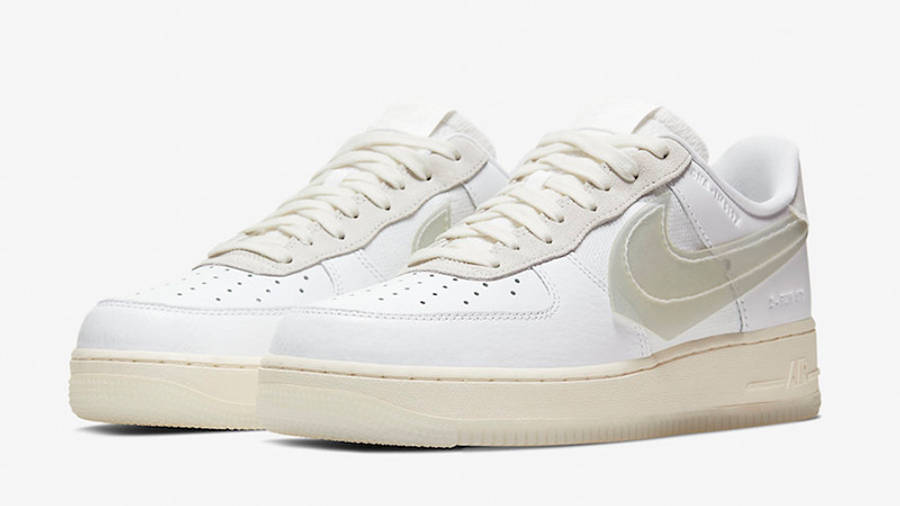 Nike Air Force 1 Low DNA White   Where To Buy   CV3040-100   The ...