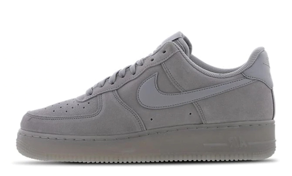 Nike Air Force 1 Low Grey BQ4329-001