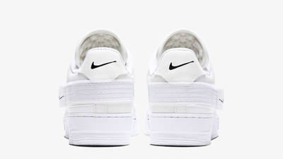Nike Air Force 1 Type White CQ2344-101 back