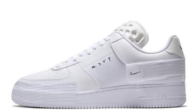 Nike Air Force 1 Type White CQ2344-101