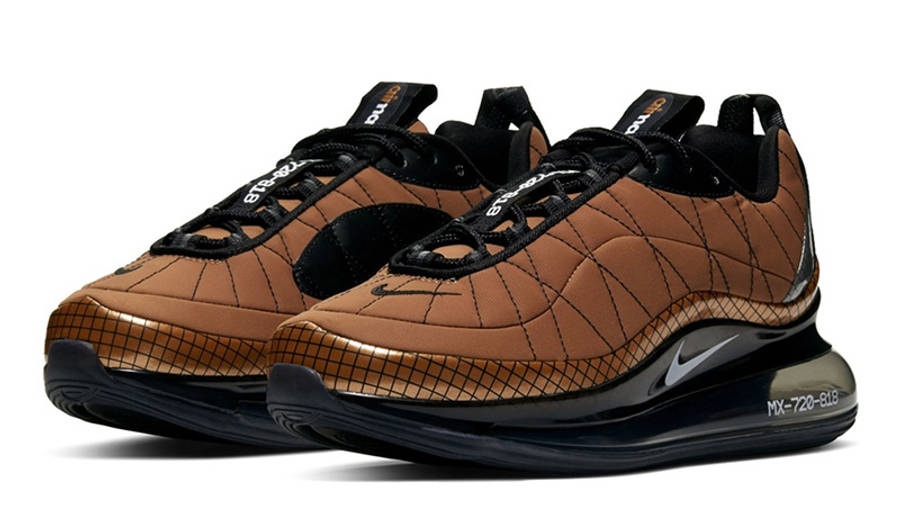 Nike Air MX 720-818 Metallic Copper BV5841-800 front