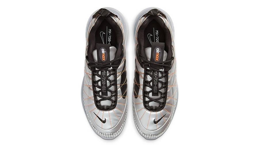 Nike Air MX 720-818 Metallic Silver BV5841-001 middle
